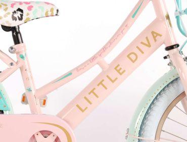 18 Zoll Kinderfahrrad Volare LD by Little Diva – Bild 6