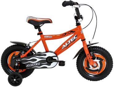12 Zoll Jungen Fahrrad Hoopfietsen Prince – Bild 4