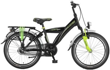 20 Zoll Jungen City Fahrrad Hoopfietsen Altec Hero – Bild 4