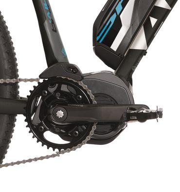29 Zoll Herren Elektro Mountainbike 9 Gang Atala Shiva – Bild 6
