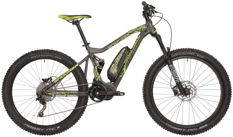27 5 elektro fully mountainbike 10 gang atala shocker. Black Bedroom Furniture Sets. Home Design Ideas
