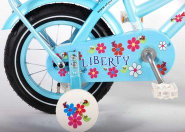 12 Zoll Kinderfahrrad Volare Yipeeh Liberty Urban BL – Bild 3