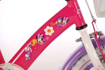 12 Zoll Kinderfahrrad Volare Disney Minnie Bow-Tique – Bild 7