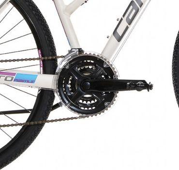 28 Zoll Damen Trekking Fahrrad 21 Gang Carraro Azimut S – Bild 6