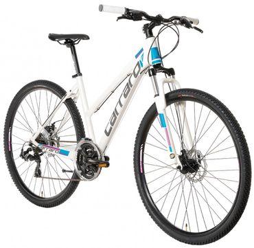 28 Zoll Damen Trekking Fahrrad 21 Gang Carraro Azimut S – Bild 1
