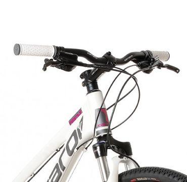 28 Zoll Damen Trekking Fahrrad 24 Gang Carraro Azimut SL – Bild 3