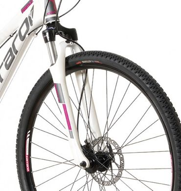 28 Zoll Damen Trekking Fahrrad 24 Gang Carraro Azimut SL – Bild 5
