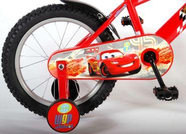 16 Zoll Kinderfahrrad Volare Disney Cars CH – Bild 3