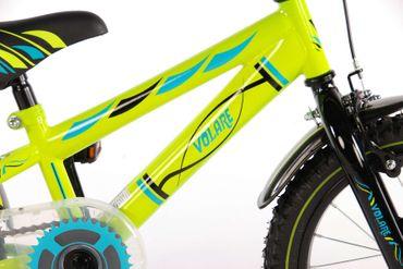 16 Zoll Kinderfahrrad Volare Electric Green – Bild 6