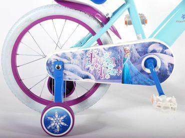 16 Zoll Kinderfahrrad Volare Disney Frozen GA – Bild 3