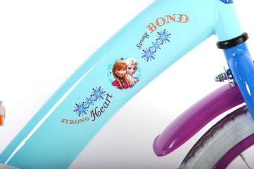 16 Zoll Kinderfahrrad Volare Disney Frozen GA – Bild 6