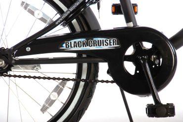 20 Zoll Kinderfahrrad Volare Black Cruiser – Bild 4