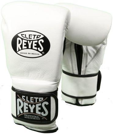 Cleto Reyes Hook and Loop Boxhandschuhe mit Klettverschluss – Bild 7