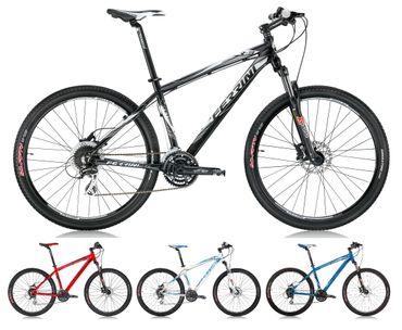 27,5 Zoll Herren Fahrrad Ferrini R3 HDB Acera 24V – Bild 1