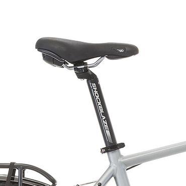 28 Zoll Herren Trekking Fahrrad 21 Gang Shockblaze Venue – Bild 4