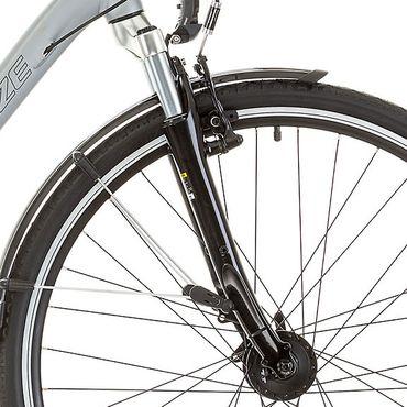28 Zoll Herren Trekking Fahrrad 24 Gang Shockblaze Venue – Bild 7