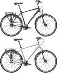 28 Zoll Herren Trekking Fahrrad 8 Gang Shockblaze Venue 001