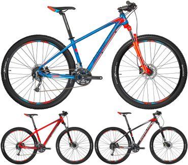 29 Zoll Herren Mountainbike 24 Gang Shockblaze R5 – Bild 1
