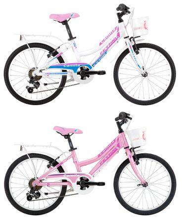 20 Zoll Jugend Fahrrad Ferrini Camila – Bild 1