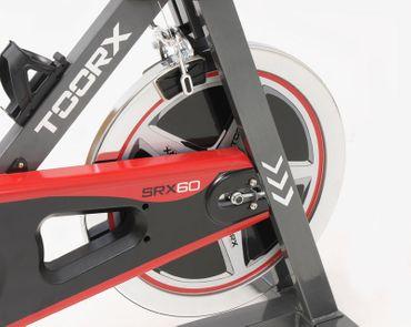 Toorx SRX-60 Indoor Cycle mit Riemenantrieb – Bild 3