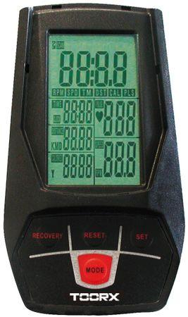 Toorx SRX-80 Indoor Cycle Riemenantrieb Funkempfänger – Bild 3