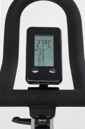 Toorx SRX-90 Indoor Cycle Riemenantrieb Brustgurt – Bild 9