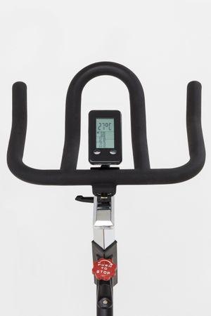 Toorx SRX-90 Indoor Cycle Riemenantrieb Brustgurt – Bild 8