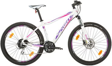 27,5 Zoll Damen Mountainbike 24 Gang Sprint Apolon – Bild 2