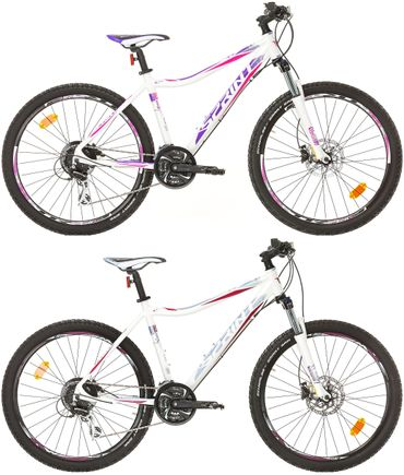 26 Zoll Damen Mountainbike 24 Gang Sprint Apolon