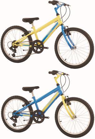20 Zoll Jungen Mountainbike 6 Gang Orbita Odyssey