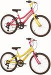 20 Zoll Mädchen Mountainbike 6 Gang Orbita Odyssey 001