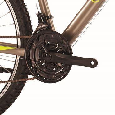 26 Zoll Herren Mountainbike 21 Gang Orbita Europa – Bild 8