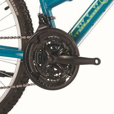 26 Zoll Damen Mountainbike 21 Gang Orbita Rhea – Bild 9