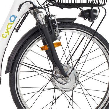 24 Zoll Elektro Dreirad Cyclo2 Comfort24 3-Gang  – Bild 21