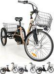 24 Zoll Elektro Dreirad 3 Gang Cyclo2 Comfort24 001