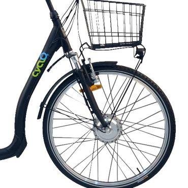 26 Zoll Elektro Dreirad Cyclo2 Comfort26 3-Gang – Bild 21