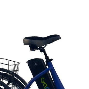 26 Zoll Elektro Dreirad 3 Gang Cyclo2 Comfort26+ – Bild 6