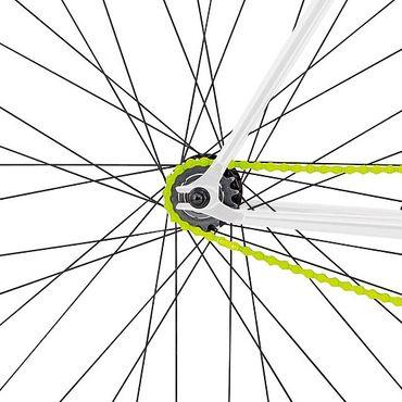 28 Zoll Herren Fixie Fahrrad Sprint Fixed – Bild 8