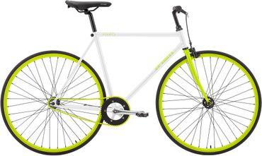 28 Zoll Herren Fixie Fahrrad Sprint Fixed – Bild 2