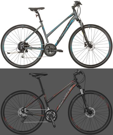 28 Zoll Damen Mountainbike 27 Gang Sprint Sintero Plus