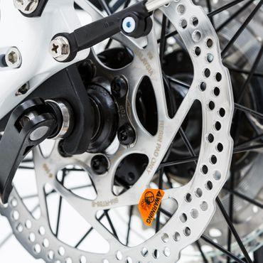 28 Zoll Elektro Trekking Fahrrad 10 Gang Nihola Hybrid – Bild 11