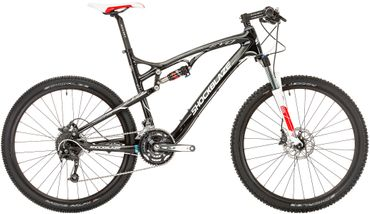 26 Zoll Fully Mountainbike 27 Gang Shockblaze Concept EVO XC – Bild 1
