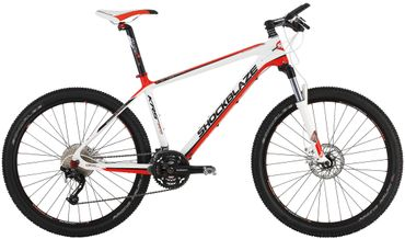26 Zoll Herren Mountainbike 30 Gang Shockblaze KRS Pro – Bild 1