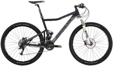 29 Zoll Fully Mountainbike 20 Gang Shockblaze Enemy Elite – Bild 1