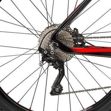 27,5 Zoll Herren Mountainbike 30 Gang Shockblaze KRS Pro – Bild 7