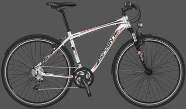 28 Zoll Herren Trekking Fahrrad 24 Gang Sprint Sintero Urban – Bild 3