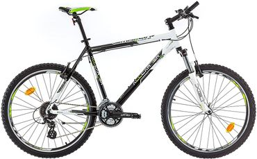 26 Zoll Herren Mountainbike 24 Gang Bikesport All Carter Marlin – Bild 3