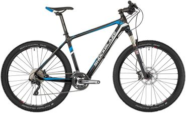 27,5 Zoll Herren Mountainbike 30 Gang Shockblaze KRS Race – Bild 1