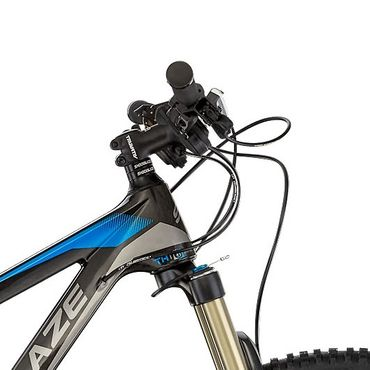29 Zoll Herren Fully Mountainbike 20 Gang Shockblaze Trace Elite – Bild 3