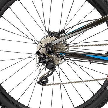 29 Zoll Herren Fully Mountainbike 20 Gang Shockblaze Trace Elite – Bild 8